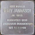 Stolperstein Willy Jannasch (cropped).jpg