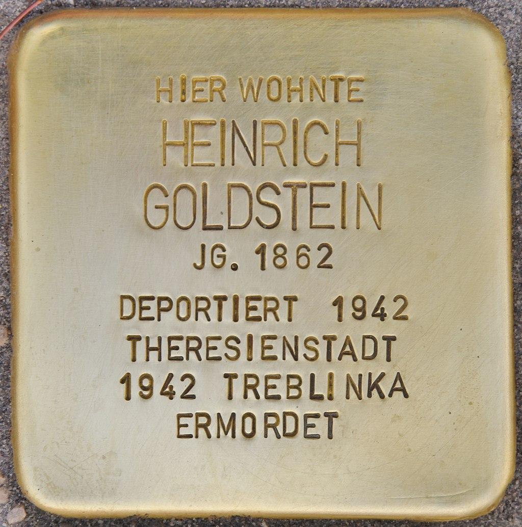 Stolperstein für Heinrich Goldstein (München).jpg