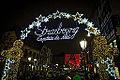 Strasbourg capitale de Noël rue du Vieux Marché aux Poissons 5 décembre 2014.jpg