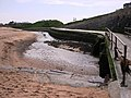 Stream Summerleaze Beach, Bude - geograph.org.uk - 1299835.jpg