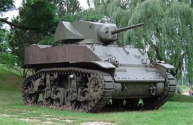 Image illustrative de l'article Char M3 Stuart