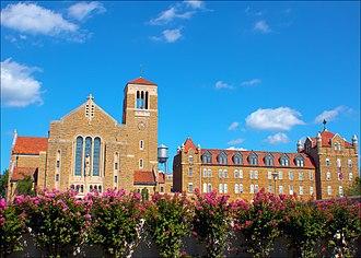 Subiaco, Arkansas - Subiaco Academy