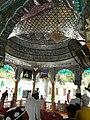 Sufi saint, Qutbuddin Bakhtiyar Kaki Dargah interior, Mehrauli, Delhi.jpg