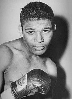 Sugar Ray Robinson American boxer