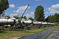 Sukhoi and MiG row - Muzeum Katynskie (11105990443).jpg