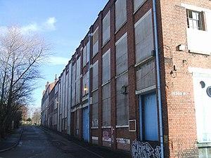 Sunbeamland - Paul Street 2009