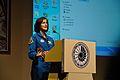 Sunita Lyn Williams - Science City - Kolkata 2013-04-02 7472.JPG