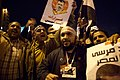 Supporters of President Mohammed Morsi at a massive rally organized by the Muslim Brotherhood just miles from the Presidential Palace.jpg