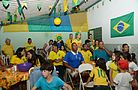 Supporters of the DF accompanying game between Brazil and Mexico 01.jpg