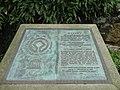 Suzhou classical garden UNESCO world heritage plaque.jpg