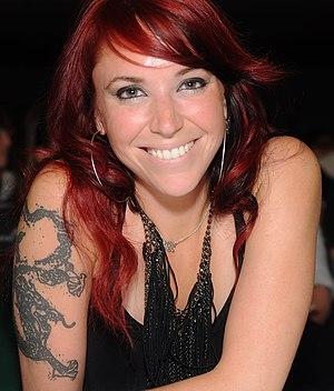 Suzie McNeil - Suzie McNeil in April 2011