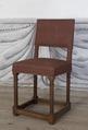 Svarvad stol, 1650 cirka - Skoklosters slott - 103854.tif