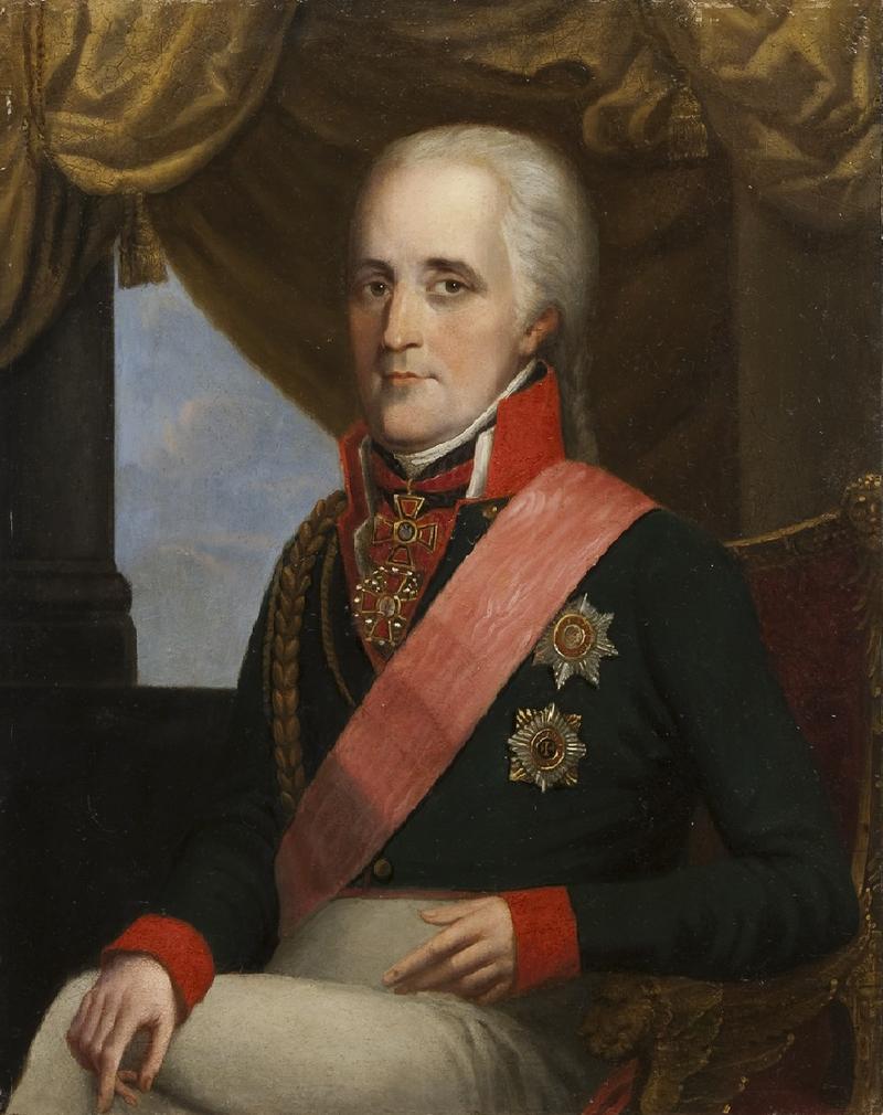 Svechin, Nikolay Sergeyevich Portrait by Józef Oleszkiewicz.png
