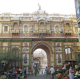 Kalupur Swaminarayan Mandir - The Gateway
