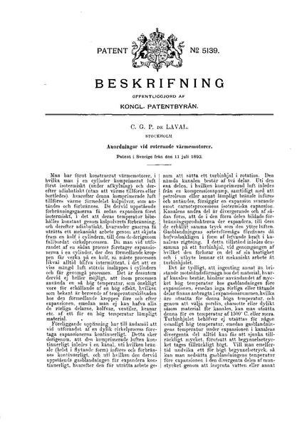 File:Swedish patent 5139 Anordningar vid roterande värmemotorer.pdf