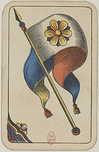 Swiss card deck - 1850 - Banner of Flowers.jpg
