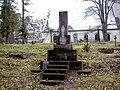 Tērvete, piemineklis 1905. g. revolucionāriem 2000-11-04 - panoramio.jpg