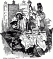 THE STORY OF FIDGETY WILHELM, Punch, 1896.png