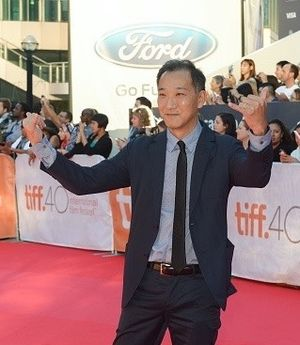 Ken Ono - Ken Ono in 2015 at the Toronto International Film Festival
