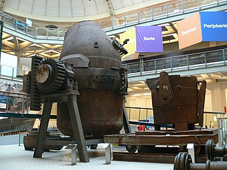 William Kelly (inventor) - Image: TMW LD Tiegel