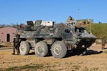 TPz Fuchs of the Bundeswehr