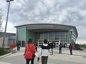 Downsview Park station - Image: TTC Downsview Station Doors Open Toronto preview IMG 4902