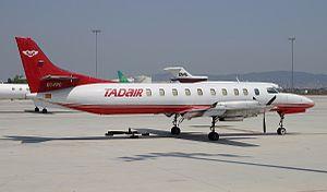 Tadair Fairchild Swearingen SA-226TC Metro II.jpg