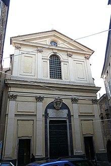 Il santuario della Madonna Miracolosa e basilica dei Santi Giacomo e Filippo nel centro storico
