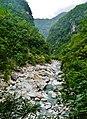 Taiwan Taroko-Schlucht Shakadang Trail 15.jpg