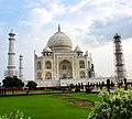 Taj Mahal Mausoleum- Epitome of love symbol.jpg