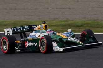 KV Racing Technology - Takuma Sato at the 2011 Indy Japan: The Final.