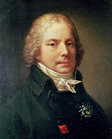 Portrait de Talleyrand, en 1809.