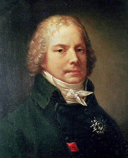 Talleyrand, by Pierre-Paul Prud'hon