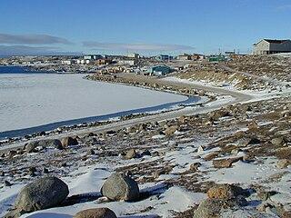 Place in Nunavut, Canada