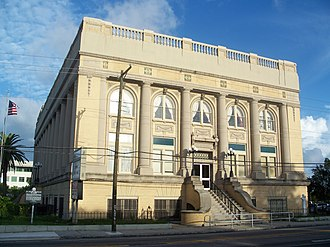 National Register of Historic Places listings in Hillsborough County, Florida - Image: Tampa Centro Asturiano 01