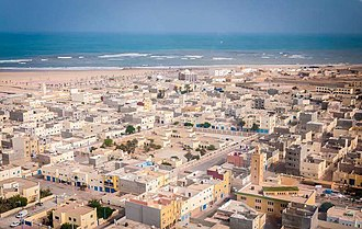 Tarfaya - The town of Tarfaya