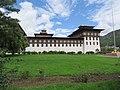 Tashichho Dzong Fortress in Thimphu during LGFC - Bhutan 2019 (148).jpg