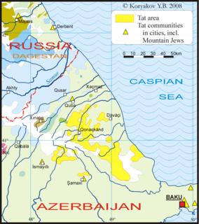 Tat language (Caucasus)