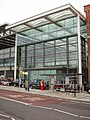 Taxi rank, St Pancras Station - geograph.org.uk - 627356.jpg
