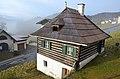 Techelsberg Sankt Martin 3 Kaplanei-Mesnerhaus NO-Ansicht 100120147 7058.jpg