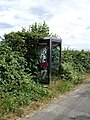 Telephone box near Hillside Road - geograph.org.uk - 214132.jpg