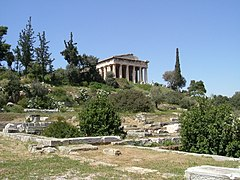 Temple of Hephaistos 3-2004 2.JPG