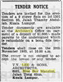 Tender Notice (The Straits Times, Page 13. 8 November 1965).jpg