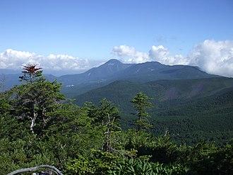 Yatsugatake Mountains - Image: Tengudake 7