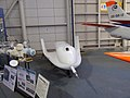 Test Vehicle for Automatic landing experiment . 自動着陸予備実験機 - Panoramio 112190786.jpg