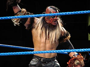 The Boogeyman (wrestler) - Martin Wright as The Boogeyman in WWE