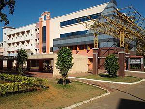 National Institutes of Technology - Biju Patnaik Central Library, NIT Rourkela