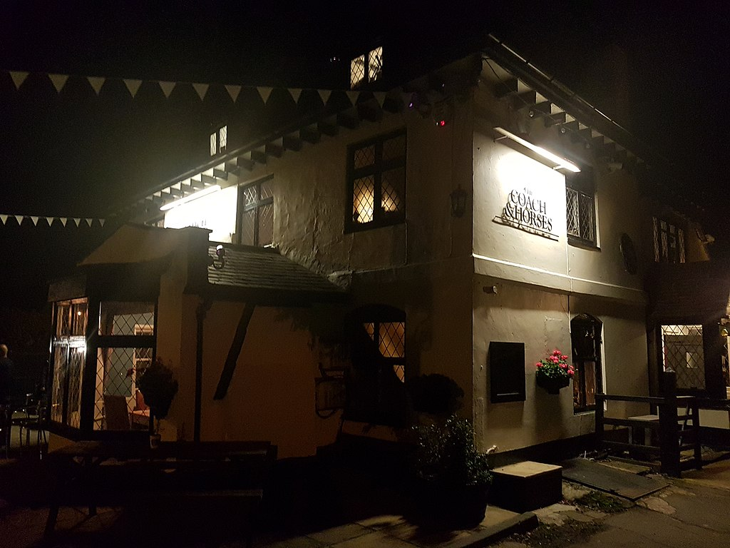 Creative Commons image of The Coach & Horses in Rickmansworth