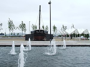PS Comet - Replica at Port Glasgow