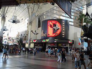 The D Las Vegas - Image: The D Las Vegas October 2012